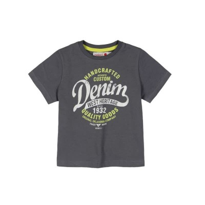 T-shirt charcoal Boboli