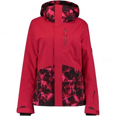 Manteau hiver rouge O'Neill