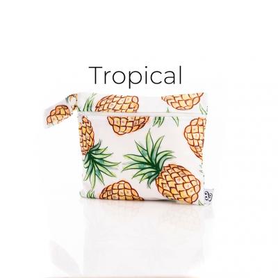 Sac à collation réutilisable Tropical Mme&Co