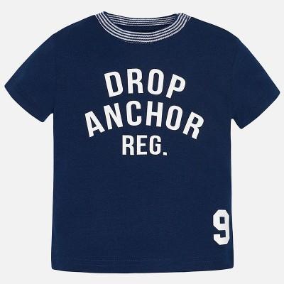 T-shirt marine 9 Mayoral