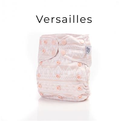 Couche lavable à poche 2.0 Versaille Mme&Co (10-35 lbs)